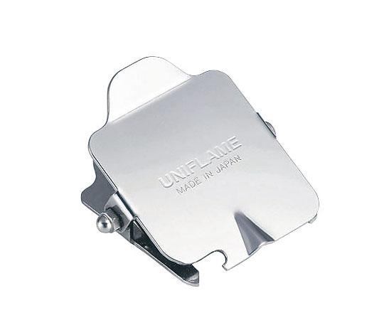 ステンレス ガス抜きクリップ (カセットボンベ専用) QGS0901