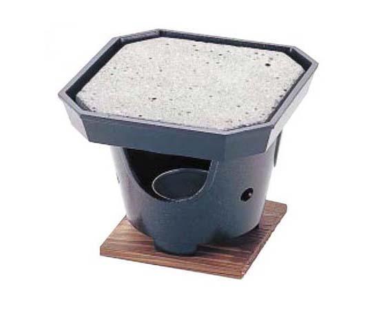角石焼皿(ホルダー付) ST-492 QIS25