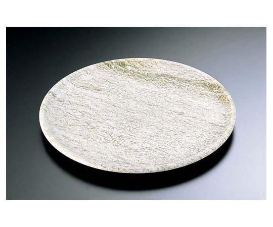 石器 丸皿 YSSJ-011 34cm RIS1404
