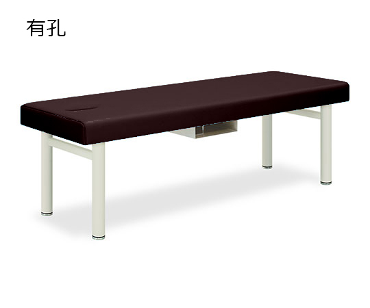 有孔フォルダ 幅55×長さ170×高さ50cm 茶 TB-418U