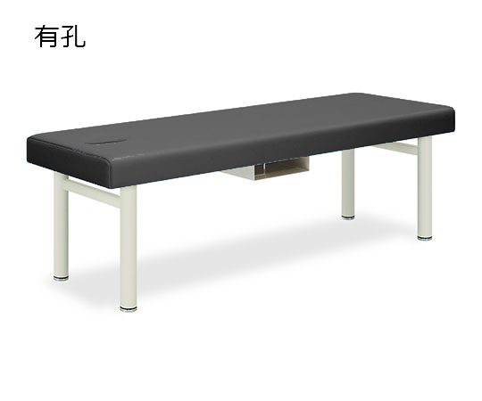 有孔フォルダ 幅55×長さ170×高さ55cm 黒 TB-418U