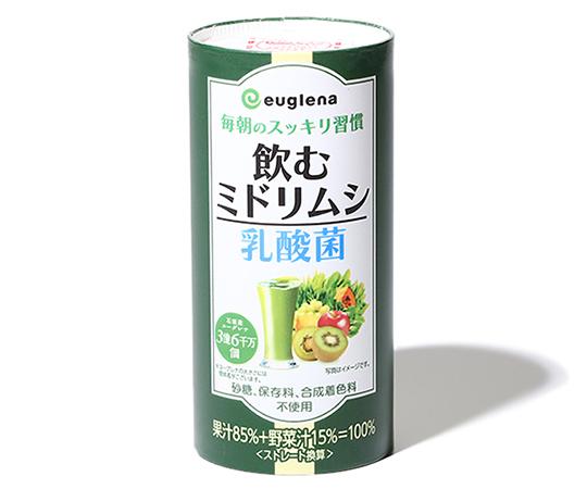 飲むミドリムシ乳酸菌 195g 15本入