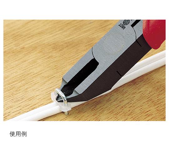 斜ニッパ バネ付 成形グリップ DNP-150Z-S DNP-150Z-S