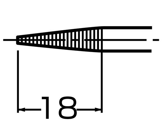 先細リードペンチ SP-24
