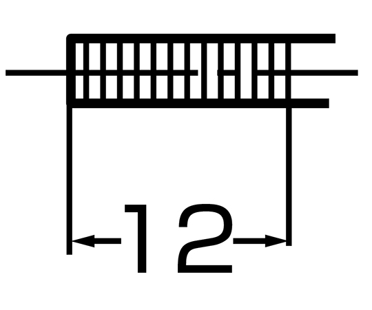 ショートリードペンチ SP-26 SP-26