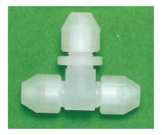 ネオフロンRUSL高圧ミニジョイント T型