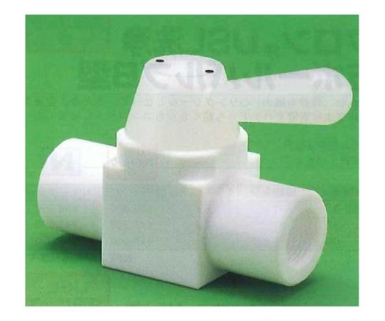 USL-PTFE 洗浄2方ボールバルブA型