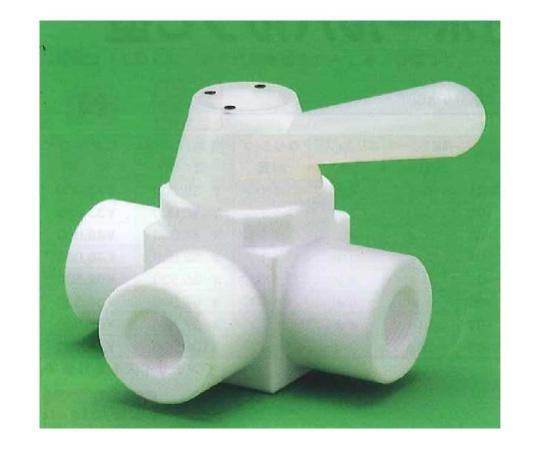 USL-PTFE 洗浄3方ボールバルブA型