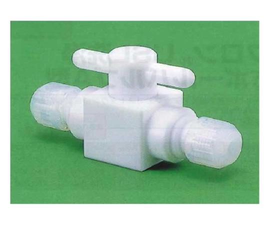 USL-PTFE 洗浄2方ボールバルブC型 00U-153シリーズ