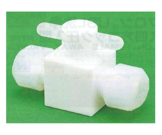 USL-PTFE 洗浄2方コック圧入型 00Uシリーズ