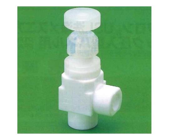USL-PTFE 洗浄ダイヤフラムバルブ アングル型