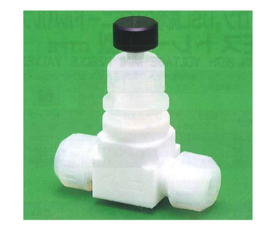 USL-PTFE 洗浄高圧ニードルバルブ ストレート型