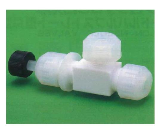 USL-PTFE 洗浄高圧ニードルバルブ アングル型