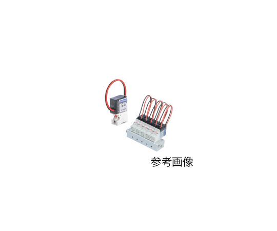 電磁弁G010シリーズ(2、3ポート用) G010E1-2-PS/DC24V