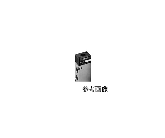 空気作動弁180-4Aシリーズ 183-4E2-J62-PSL-3L/DC24V