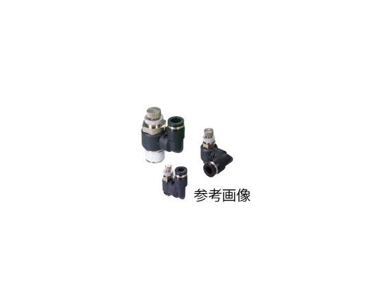 クリーン機器クイック継手付スピードコントローラ CS-SC4-01-MA