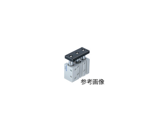 ガイド付ジグシリンダ SGDAQY12X75-ZE135A1