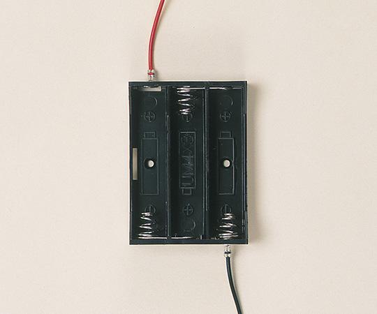MP型リード線付電池ホルダー MP-4-3