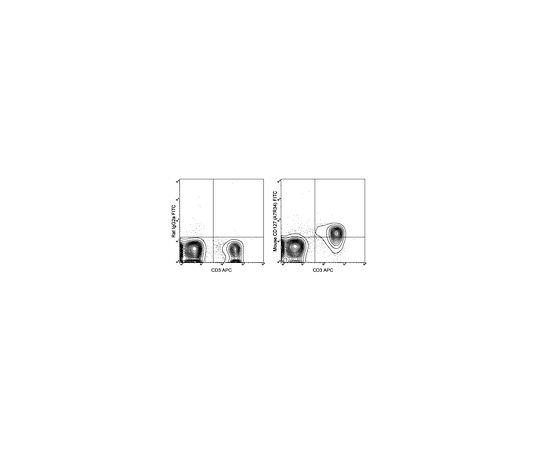 Anti-CD127 (IL-7Ra) (mouse), FITC, clone A7R34 MABF538