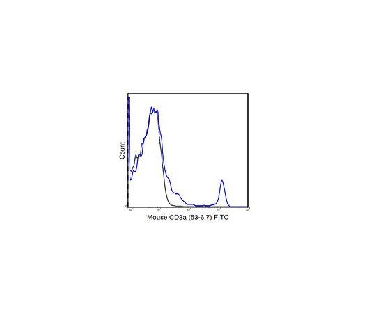 Anti-CD8a (Mouse), FITC, clone 53-6.7 Antibody MABF1542