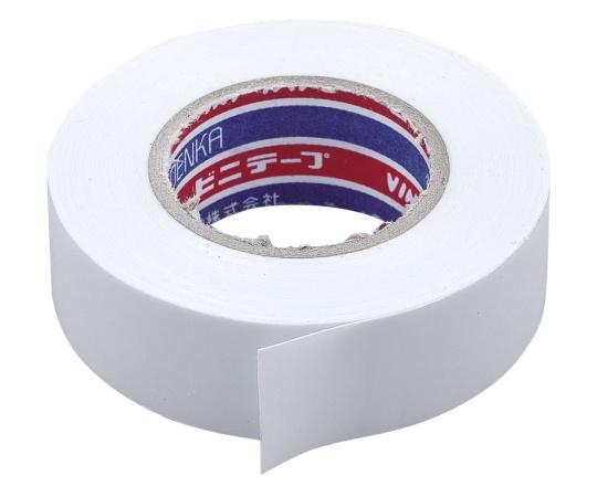 ビニールテープ10m ホワイト PS-01NH(W)