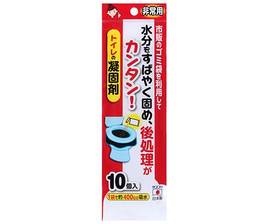 R-30 非常用トイレの凝固剤 10個入
