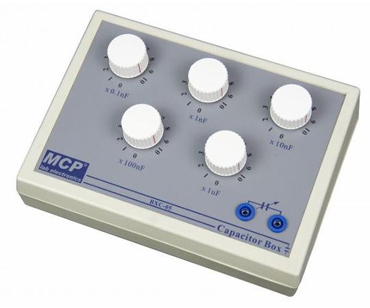 [取扱停止]ダイヤル式可変コンデンサ BXC-05