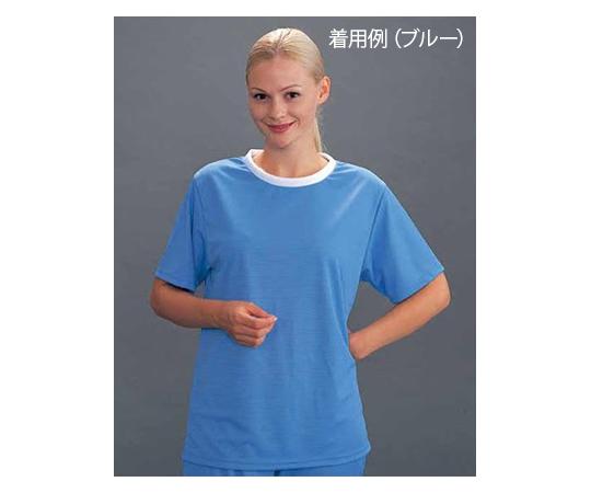 インナーウエア半袖 ブルー 2900/Bシリーズ