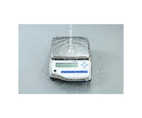 防塵防水型高精度電子天びん CJR15K
