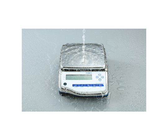 防塵防水型高精度電子天びん CJR620