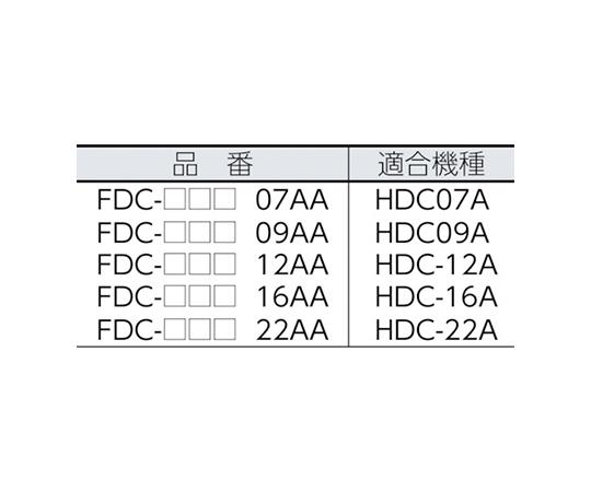 コレット FDC03509AA
