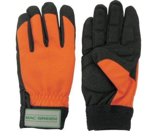 森の定番 防振手袋(寒冷地仕様) オレンジ LLサイズ MT856-OR-LL