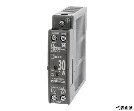 PS5R-V形スイッチングパワーサプライ(薄形DINレール取付電源) PS5RVC24