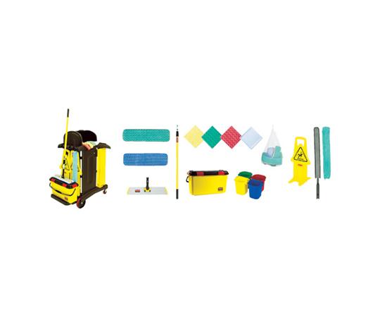 ジャニターカート クリーニングセット RM1784284