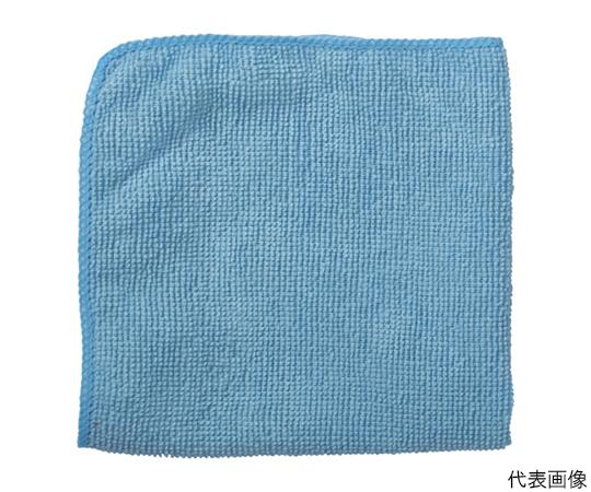 マイクロファイバークロス 406×406mm ブルー RM1820583BL