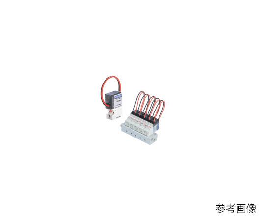電磁弁G010シリーズ(2、3ポート用) GA010HE1-2-25-PL-3L/DC24V
