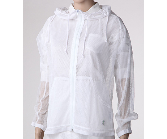 [Discontinued]Insect Repellent Mesh Parka Green M and others