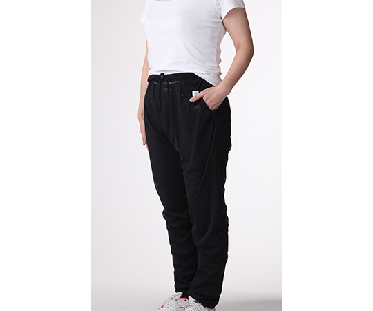 [Discontinued]Premium Insect Repellent Mesh Pants Black NMP