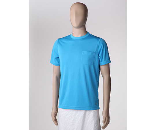 Insect Repellent T-Shirt (Half-Sleeve) Gray M and others