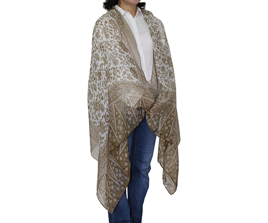 Insect Repellent Scarf Light Brown and others