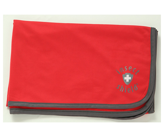 [Discontinued]Insect Repellent Blanket Red L blanketL