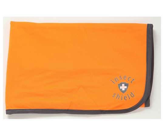 [Discontinued]Insect Repellent Blanket Orange S blanketS