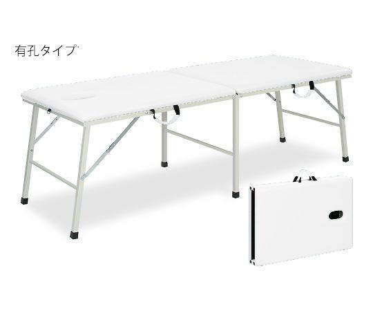 有孔トライ 幅40×長さ180×高さ40cm 白 TB-252U