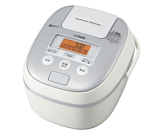 [取扱停止]タイガー IH炊飯ジャー 5.5合炊き ホワイト  DSIN401