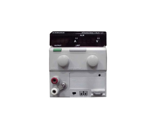 直流安定化電源 PMC35-2A レンタル(校正証明書付)