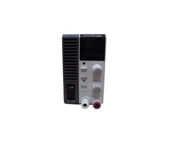 コンパクト可変スイッチング電源 レンタル20日(校正証明書付)  PAK35-10A