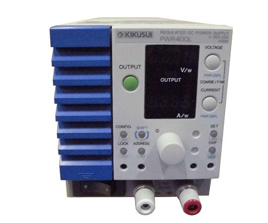 ワイドレンジ直流電源 レンタル10日(校正証明書付)  PWR400L
