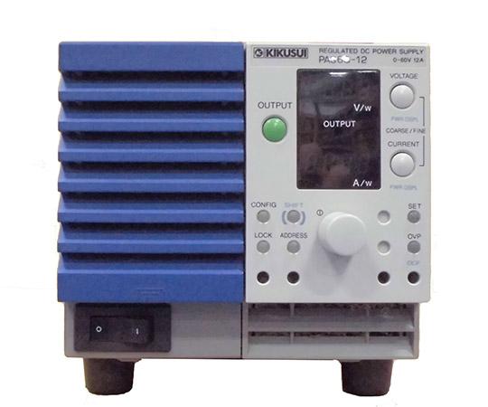 コンパクト可変スイッチング電源 レンタル5日(校正証明書付)  PAS60-12