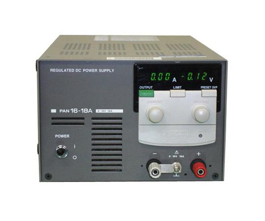 直流安定化電源 レンタル10日(校正証明書付)  PAN16-18A