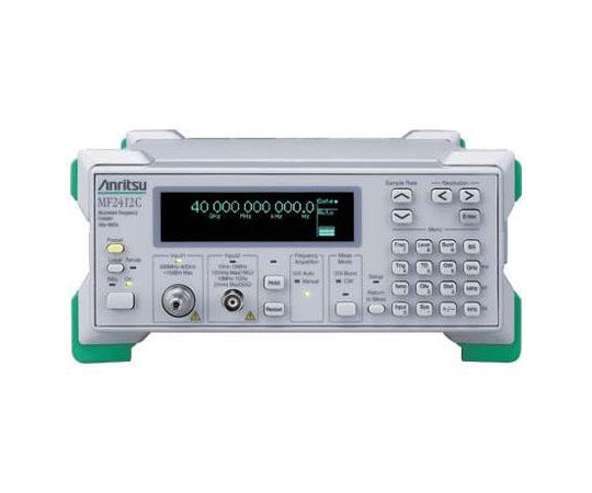 マイクロ波周波数カウンタ レンタル30日(校正証明書付)  MF2412C